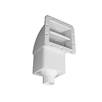 """Front Access Filter Skimmer SV Front Access(Complete)White 1-1/2""""Plumbing"""