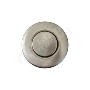 Air Button Trim Stainless, Used w/Air Button