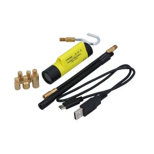 The Ferret WiFi- Wireless inspection camera and cable pulling tool with camera