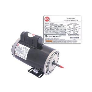 Motor 4 HP 230V, 2sp