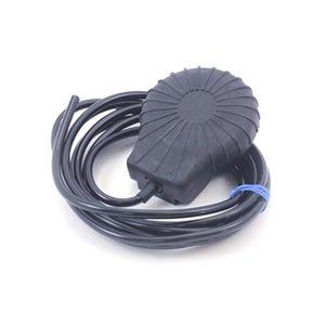 Air Button Black, foot pedal