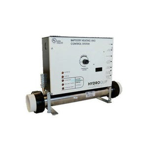 Baptismal Control System 230 V, 0.75 HP, Air