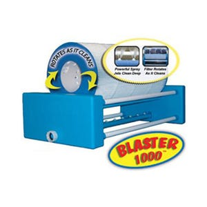 """Filter Cleaner 20"""" Automatic Filter Cleaner"""