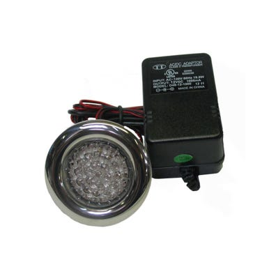 LED Color Light 115V, w/AC & DC Adapter Plug
