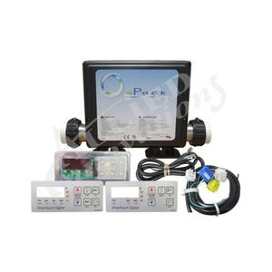 Electronic Control System 115/230V, 1.0/4.0KW, P1,P2/Blower, Ozone, Circ Pump w/KP1000 Spaside & Cords