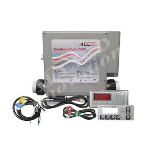 Electronic Control System SmartTouch Digital, 115/230V, 5.0kW, w/KP-2020 Spaside