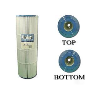 """Filter Cartridge Diameter:7"""", Length: 19-5/8"""", 75 sq ft"""