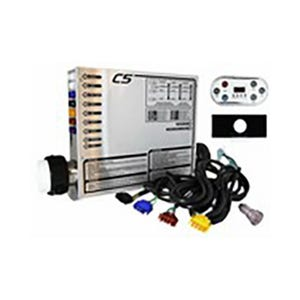CBT5 Electronic Control System 230V, 5.5kW, 2 Pumps/Blower