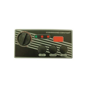 Pneumatic Keypad 230V, 3-Button, Temp Display w/10' Cable & Overlay