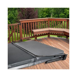 Covermate III Cover Lift  Deck Mount, Manual Lift