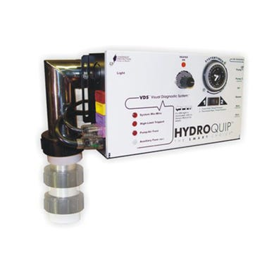 Air System Complete 240V (3 Wire), 5.5kW, Pump1, Blower Or Pump2, Light, w/ Time Clock, w/ Molded (J&J Style) Cords