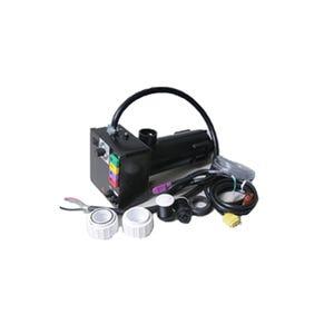 Air System Complete 120V, 1.1kW, Pump1 (120V), Blower (120V), Light (120V HOT), Less Time Clock, w/ Molded (J&J Style) Cords & 15A GFI Cord