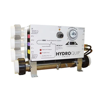 Air System Complete 1.4/5.5kW, Pump1, Pump2, Blower