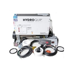 6000Y Series Electronic Control System 115/230V, 1.4/5.5kW, Pump1, Blower or Pump2