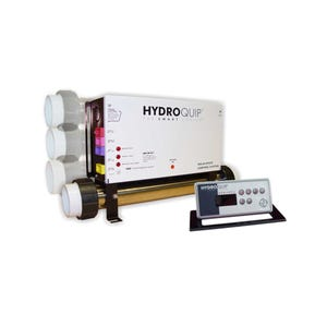 6000 Series Electronic Control System 240V, 5.5kW, 2 Pumps/Blower