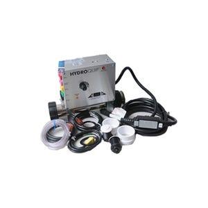 Air System Complete 120V, 1.0kW, Pump1 (120V), Blower (120V), Light (120V HOT), Less Time Clock, w/ Molded (J&J Style) Cords & 15A GFI Cord