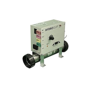 Air System Complete 1.0/4.0kW, Pump1, Blower or P2 Less Time Clock, w/ Molded (J&J Style) Cords