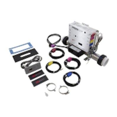 7509 series Electronic Control System 1.0/4.0kW, Pump1, Blower/Pump2 (1 Spd), Circ Pump Option