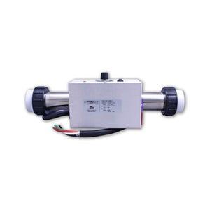 Air System Complete 230V, 4.5kW, Pump1 (230V), Blower (230V), Light (115V HOT), Less Time Clock, w/ Molded (J&J Style) Cords