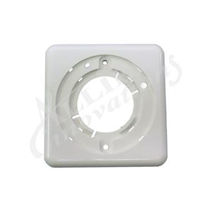 Adapter Plate 1-Position, Almond
