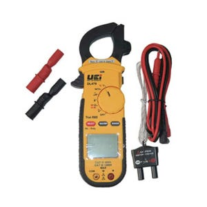 Multimeter Digital, AC, 600 Amp, TRMS, HVAC/R