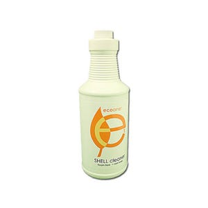 Surface Cleaner Shell Cleaner, 1qt Bottle