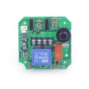 Circuit Board Timer Module,240V,15A,w/Air Switch