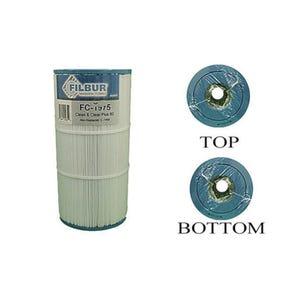 """Filter Cartridge Diameter: 7"""", Length: 14-1/8"""", 60 sq ft"""