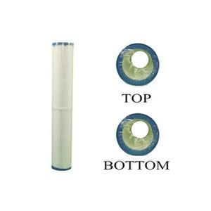 """Filter Cartridge Diameter: 2-7/8"""", Length: 17-1/16"""", 9 sq ft"""