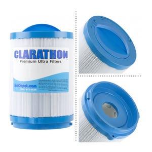 """Filter Cartridge Diameter: 6"""" , Length: 8-1/2"""" , 40 sq ft"""
