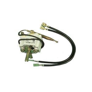 """Thermostat 12"""" Capillary x 1/4"""" Bulb x 3"""" Bulb Length w/ 6"""" Wire, 20a,"""