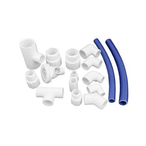 BMH Jet Complete Replacement Kit, White
