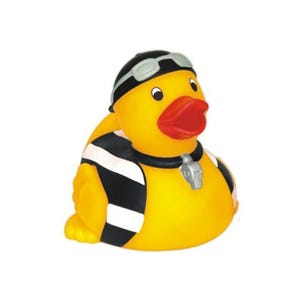 Rubber Duck Referee Duck