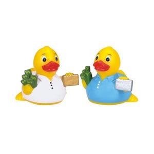 Rubber Duck Good Credit Duck