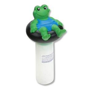 Cleaner FROGGY POOL DISPENSER