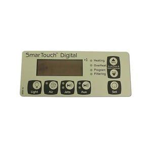Analog Electronic Keypad T-Stat Knob w/Laser Switch, 2 Cables