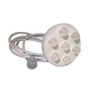 LED module 7 LED, Epoxy w/Cord