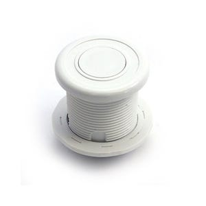 Air Button White, surface mount