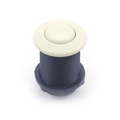 Air Button Bone, flush mount