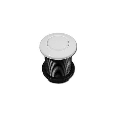 Air Button White, flush mount