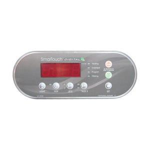 SC2020 Electronic Keypad 7-Button, LED, Light-Air-Jets-Aux-Set