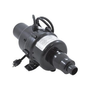 Air Blower Heated 115V, 60Hz, 750W, W/300W Heater