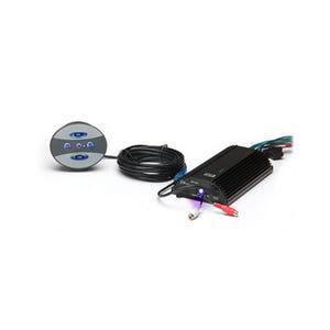 Amplifier 4-Channel, 120 Watt, w/Bluetooth & Keypad