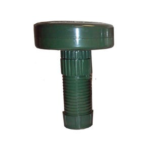 Floating Chemical Feeder Green Feeder for Tablet Size 1""