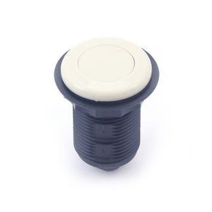 Air Button Bone, low profile