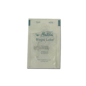 Maintenance Lube Teflon O-Ring Lube, Aladdin, Pillow Pack