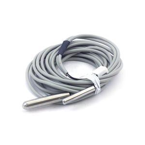 """Temp/Hi-Limit Dual Sensor 96""""Cable x 3/8""""Bulb, Hi-Limit: 31""""Cable x 1/4""""Bulb"""