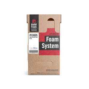 Handi-Foam Low pressure, medium density, foam