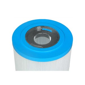 "Filter Cartridge Diameter: 4-3/8"", Length: 4-1/8"", Top: Twist Lock , Bottom: Closed 10Sq. Ft."
