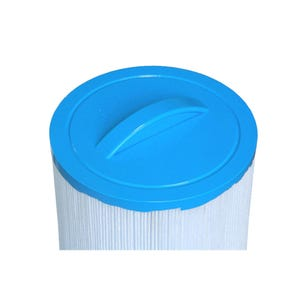 "Filter Cartridge Diameter: 4-5/8"", Length: 6-3/4"", Top: Handle, Bottom: 1-1/2"" MPT, 20 sq ft"